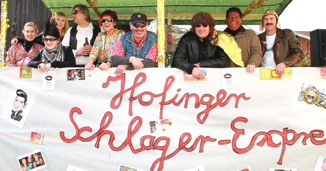 Fasching 2014 FFW Hof